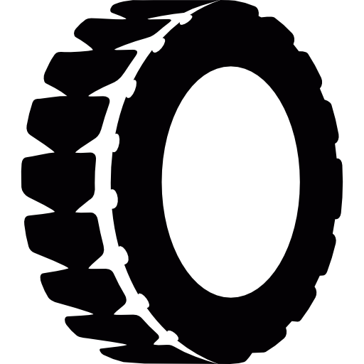 Truck wheel  free icon