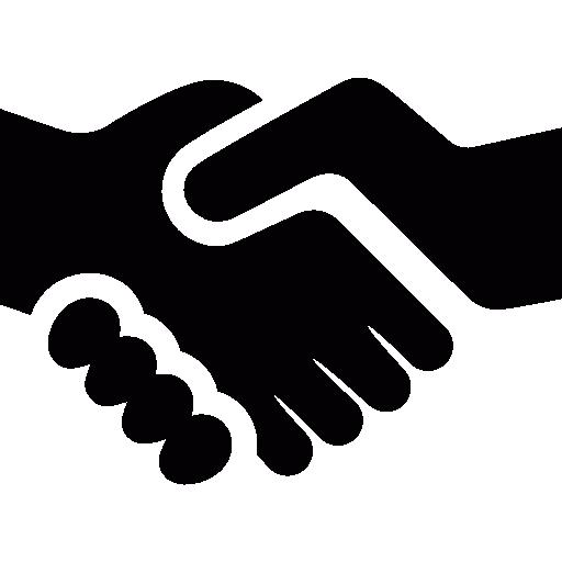 aperto de mão  grátis ícone