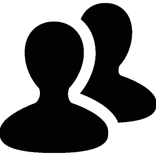Social group  free icon