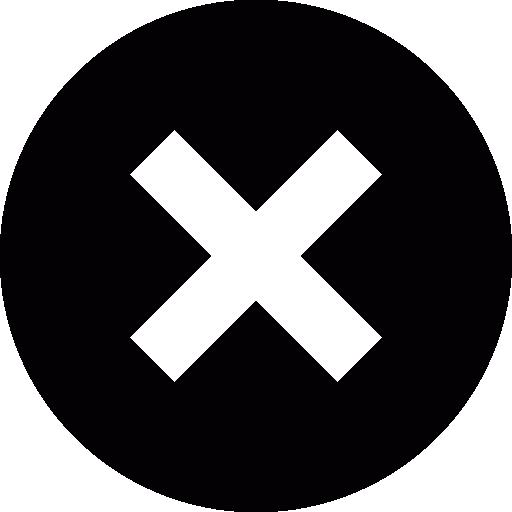 Cancel button  free icon