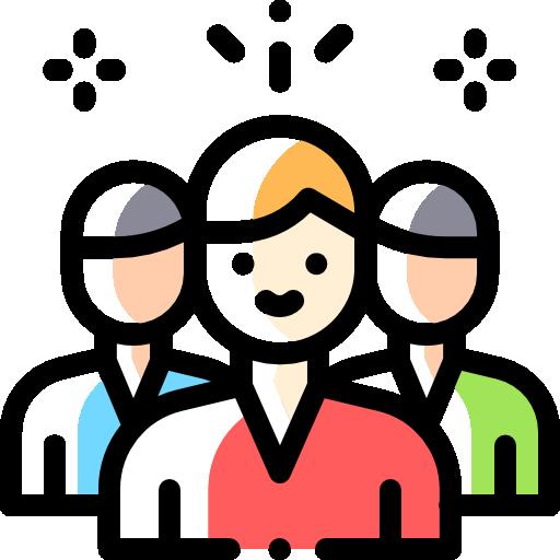 groupe  Icône gratuit
