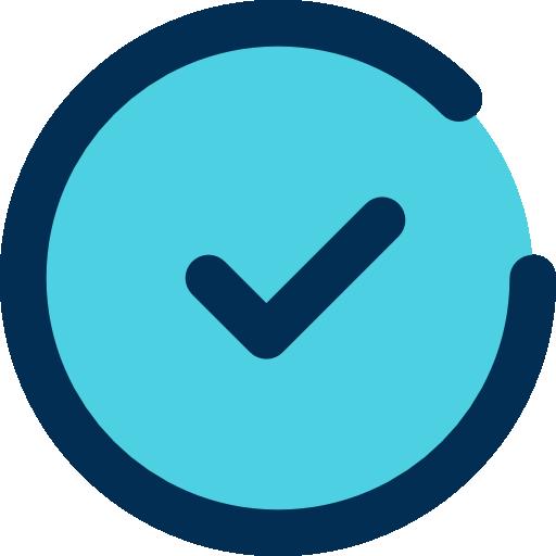 Confirmation  free icon