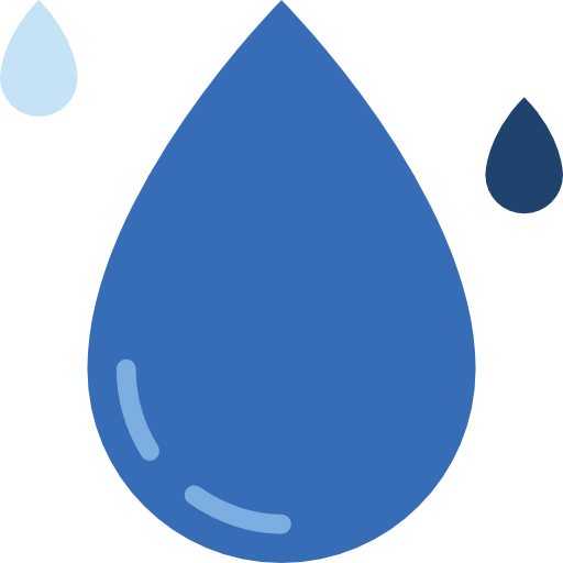 Капли дождя  бесплатно иконка