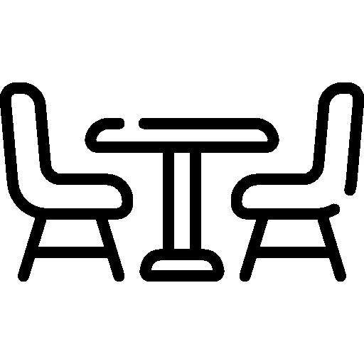Стул  бесплатно иконка