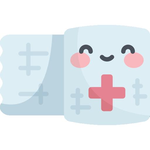 Bandage  free icon