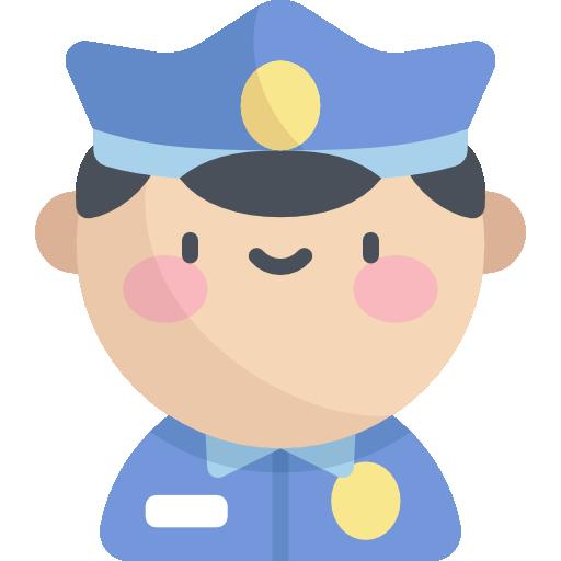 Policeman  free icon