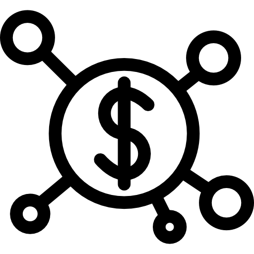 Investment Model  free icon