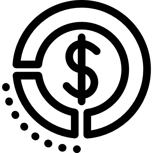 Return of Investment  free icon