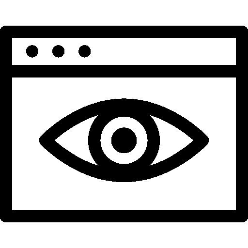 Visual Design  free icon