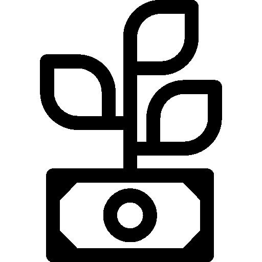 Profit  free icon
