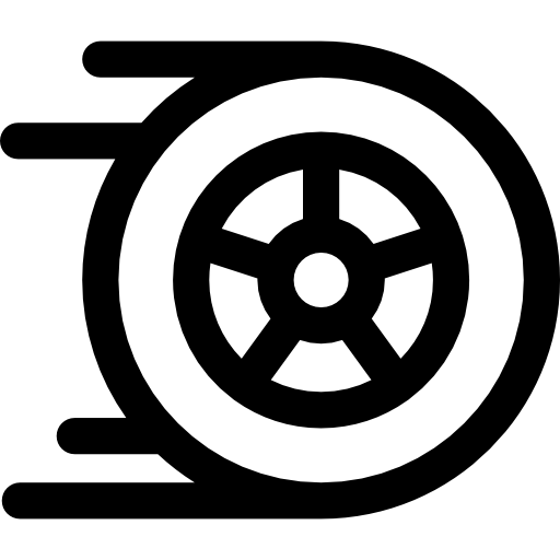 Racing  free icon