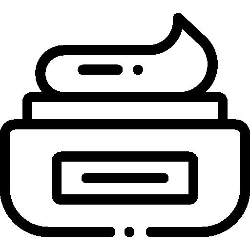 Cream  free icon