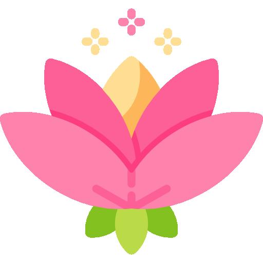 lotus blume  kostenlos Icon