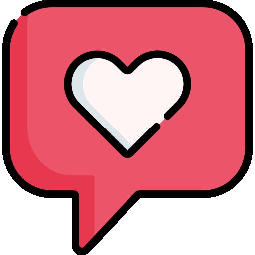 amor  icono gratis