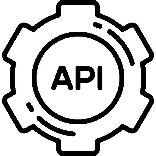 Api  free icon