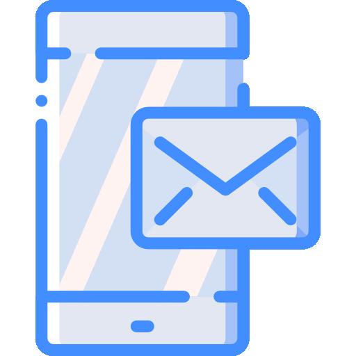 texto  icono gratis