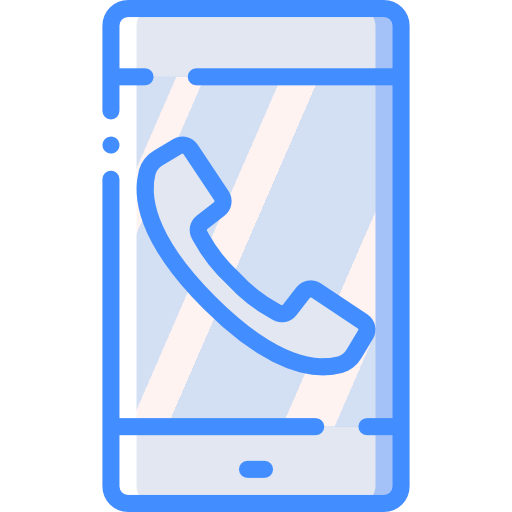 teléfono  icono gratis