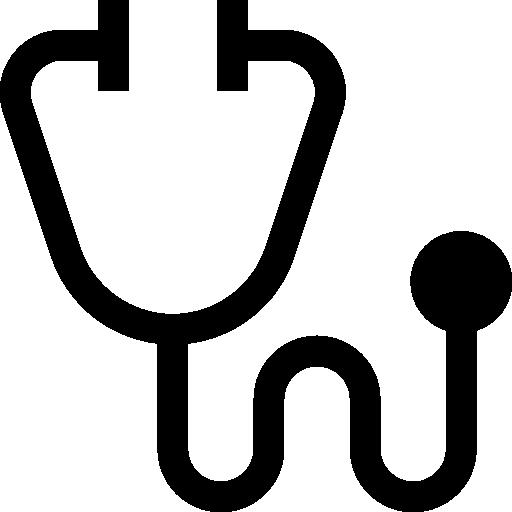 stéthoscope  Icône gratuit