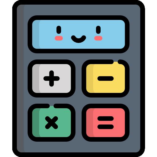 Calculate  free icon