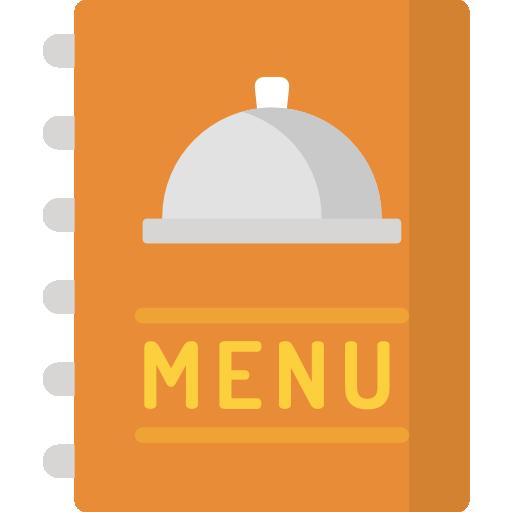 Menu  free icon
