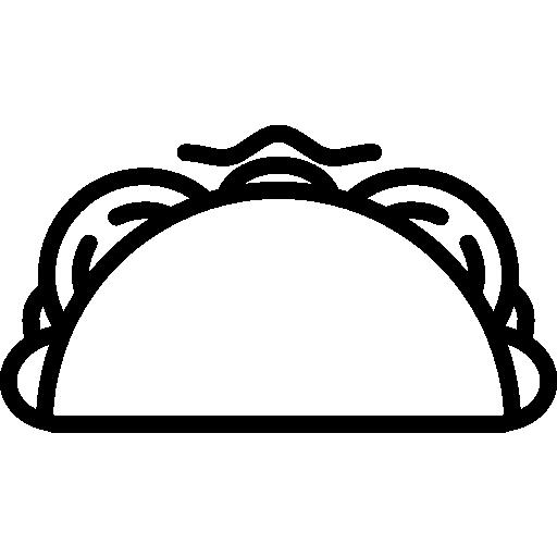 Taco  free icon