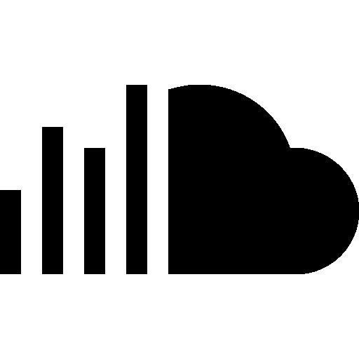 Soundcloud  free icon