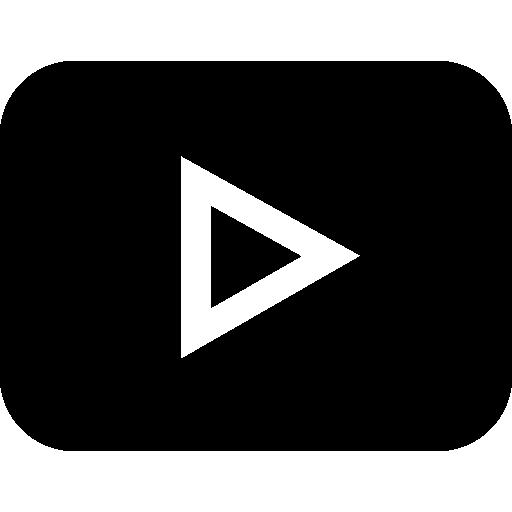 Youtube  free icon