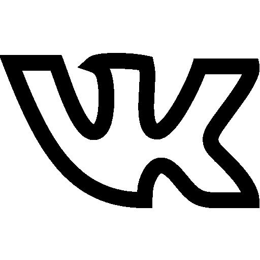 vk  icono gratis