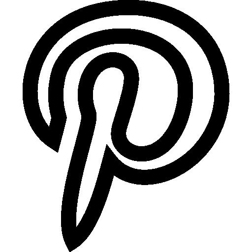 pinterest  icono gratis