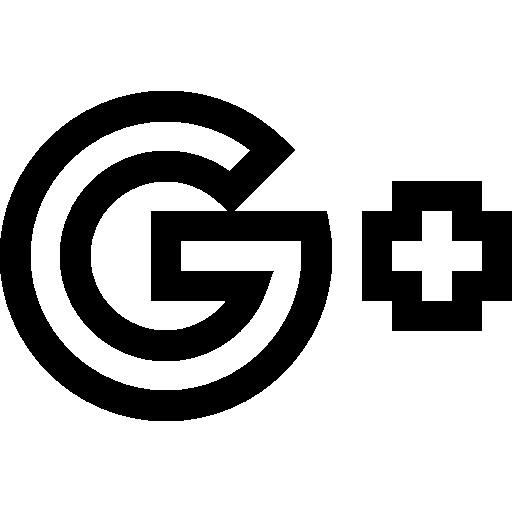 구글 플러스  무료 아이콘