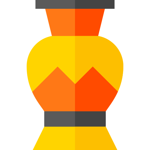 vase grec  Icône gratuit