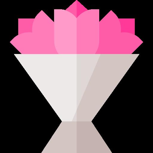 Flower bouquet  free icon