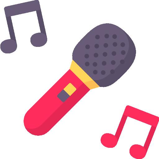 Karaoke  free icon