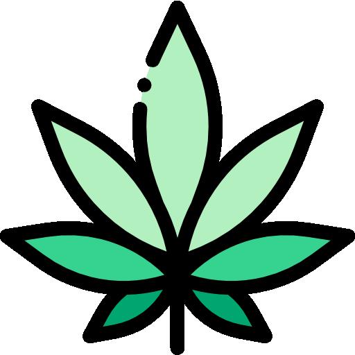 Cannabis  free icon