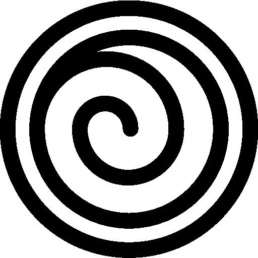 Cinnamon roll  free icon