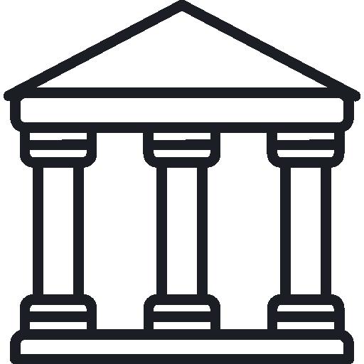 museo  icono gratis