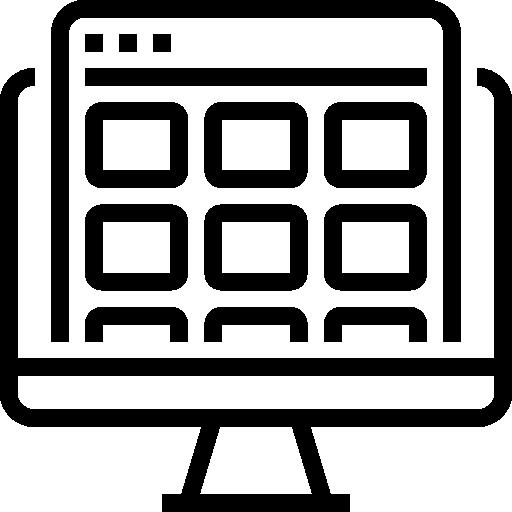 веб-дизайн  бесплатно иконка