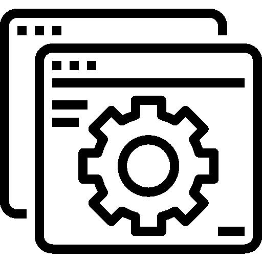 Характерная черта  бесплатно иконка