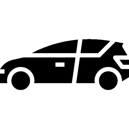 ventana trasera  icono gratis