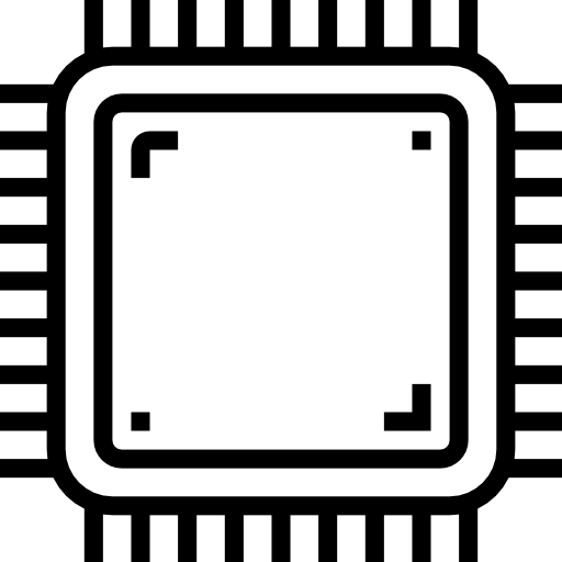 Processor  free icon