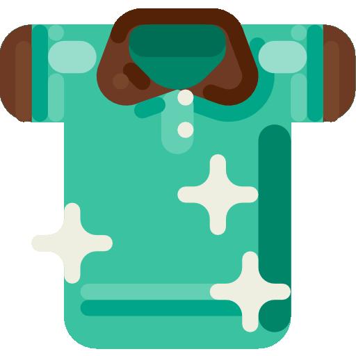 camisa polo  grátis ícone