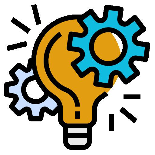 gestión de proyectos  icono gratis