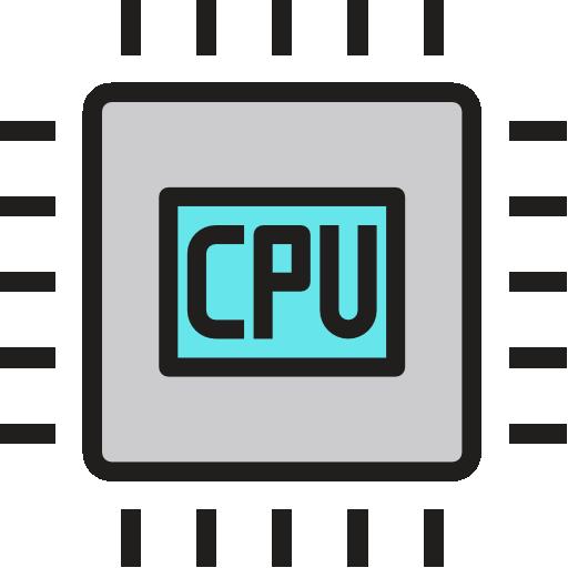 zentralprozessor  kostenlos Icon