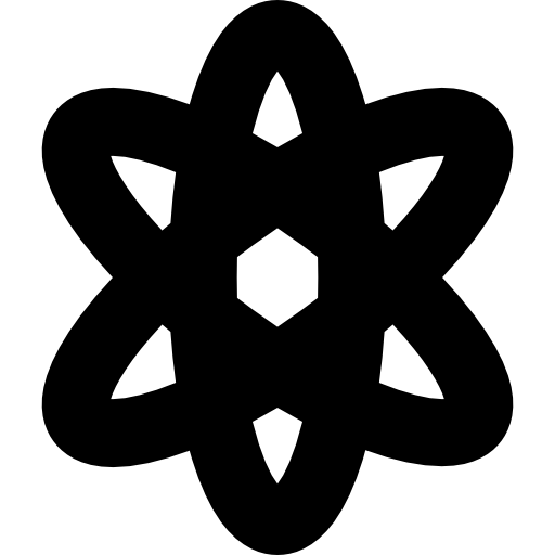 atomes  Icône gratuit