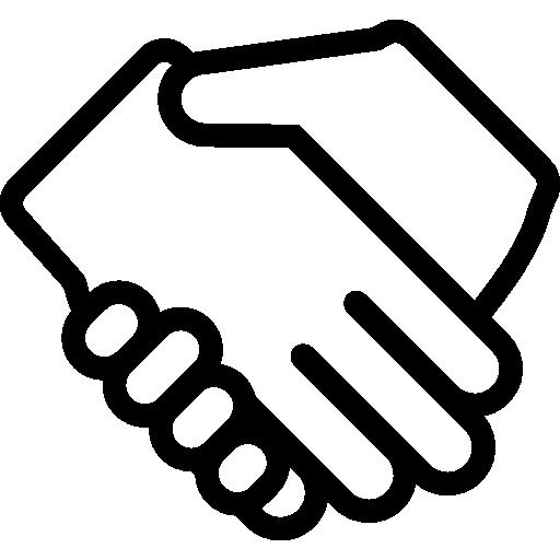 Shake Hands  free icon