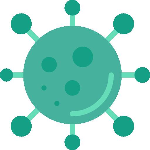 bacterias  icono gratis