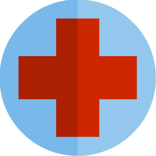 hôpital  Icône gratuit