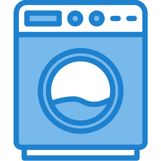 세탁기  무료 아이콘