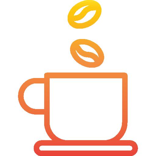 tasse de café  Icône gratuit