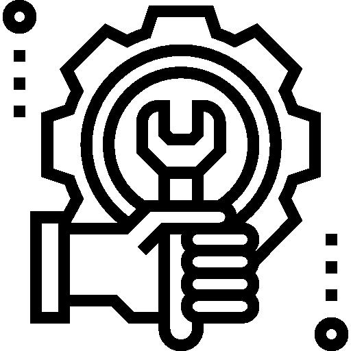 manutenção  grátis ícone